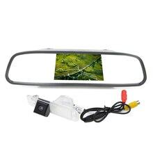 4.3 Дюймов ЖК-Монитор Автомобиля с Специальный Автомобиль Камера для KIA RIO/k2 седан