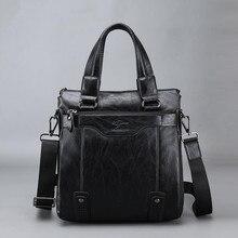 Men's iPad handbags Designer crossbody bag Business Messenger Bags
