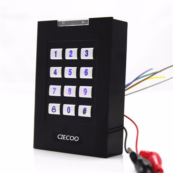 Brand New 1000 user Proximity RFID 125Khz EM(ID) Card Plastic PIN door access controller кальсоны user кальсоны
