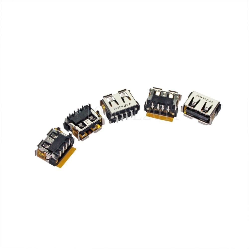 5X USB JACK PORT CONNECTOR FOR ACER ASPIRE 5517 5532 5535