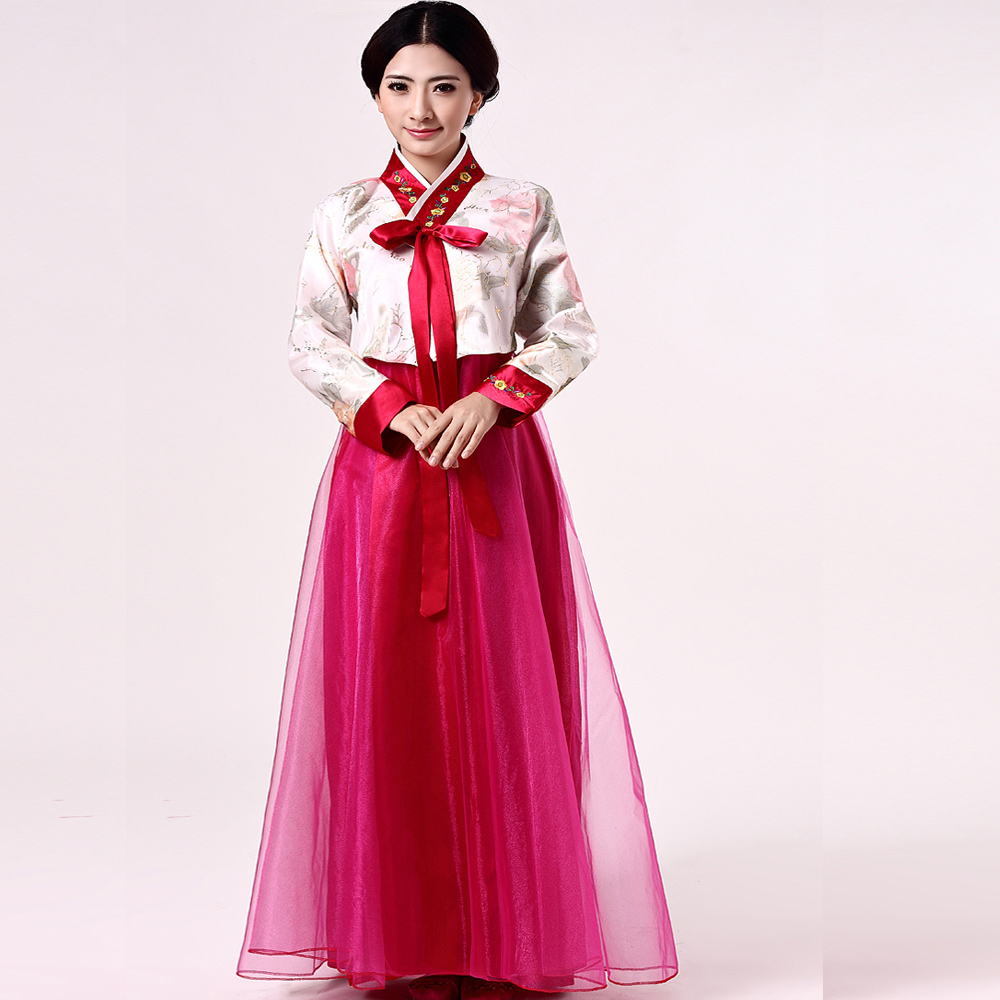 Traditional Hanbok Dae Jang Geum Women Dance Clothes Korean National Cosplay Costume Dancing Clothing In Movie Tv Costumes From Novelty Special Use