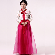 Traditional hanbok  Dae Jang Geum women dance clothes Korean national cosplay costume Free shipping