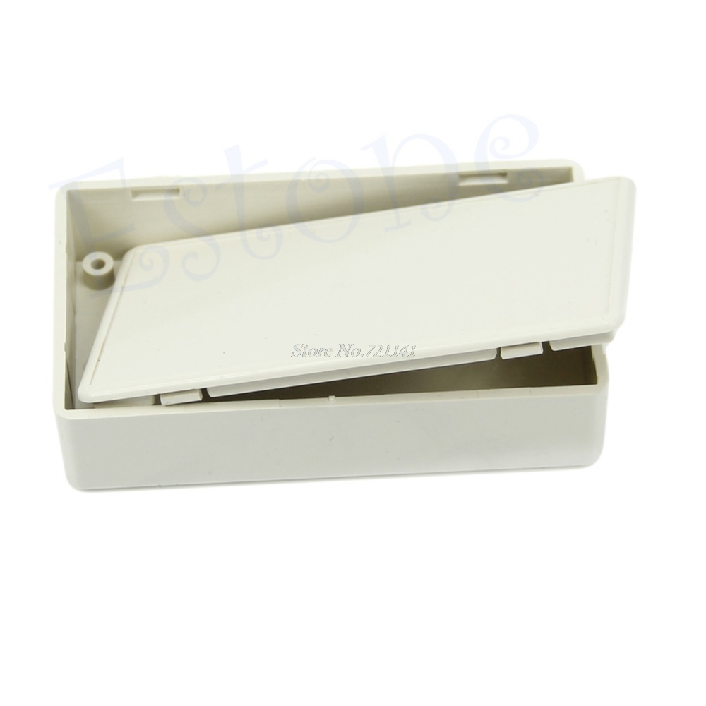 5pcs/lot Plastic Electronics Project Box Enclosure Case DIY New 3.34