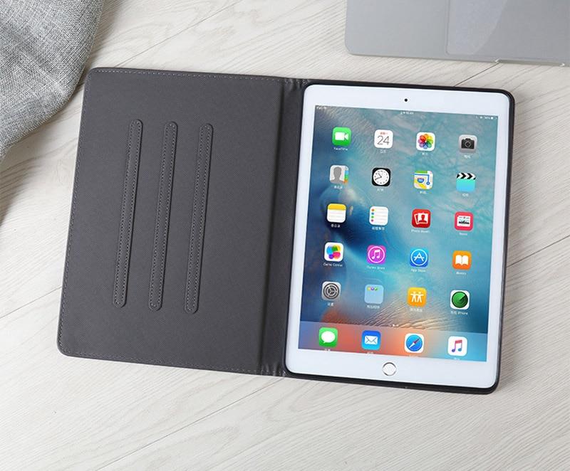 Luxury Case For ipad Pro 11 inch 2018 Silicone Soft Back Slim Leather Smart Cover Auto Sleep  Wake Up For ipad Pro 11 Case (6)