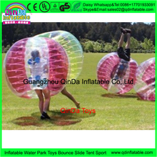 Made in china bubble soccer,inflatable body bumper ball,soccer ball inflatable bubble for sale