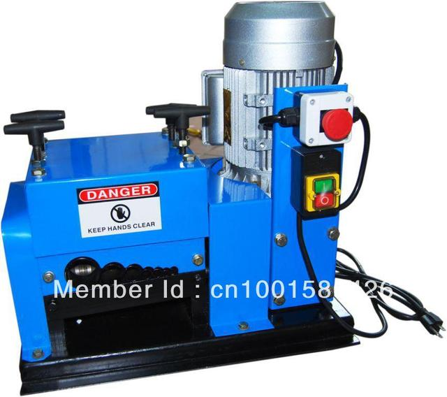 New Wire Stripping Machine Cable Copper Stripper FOR USA EUROPE CANADA MEXICO !