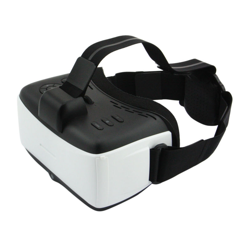 2D/3D <font><b>Virtual</b></font> <font><b>Reality</b></font> <font><b>Headset</b></font> <font><b>Display</b></font> <font><b>VR</b></font> Intelligent 1080P HD <font><b>Glasses</b></font> Suppurting WIFI,Bluetooth,USB Port,TF Card,Many Peripherls