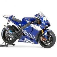 Assemble Yamaha Motorcycle Model 14116 1/12 YZR M1 05 Racing