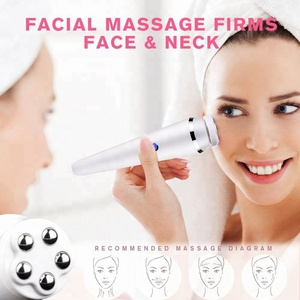Image 2 - Facial Cleansing Brush Rechargeable Electric Spin Face Brush Waterproof Face Scrubber Massager with 4 Brush Heads Facial Machine
