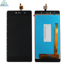 Original Quality For BLU life one x LCD Display Touch Screen digitizer Assembly for BLU life one x Free Shipping with Tools black for htc desire x t328e lcd display screen with touch screen panel digitizer assembly high quality with free tools