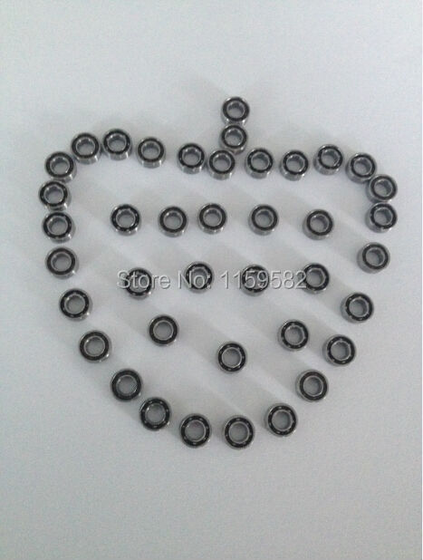 400000RPM Ceramic Balls 1003 RT-B001S RT-B001C SR144TL Japan NSK Handpiece Bearing SR144 3.175X6.35X2.38MM 1/8X1/4X0.0937inch