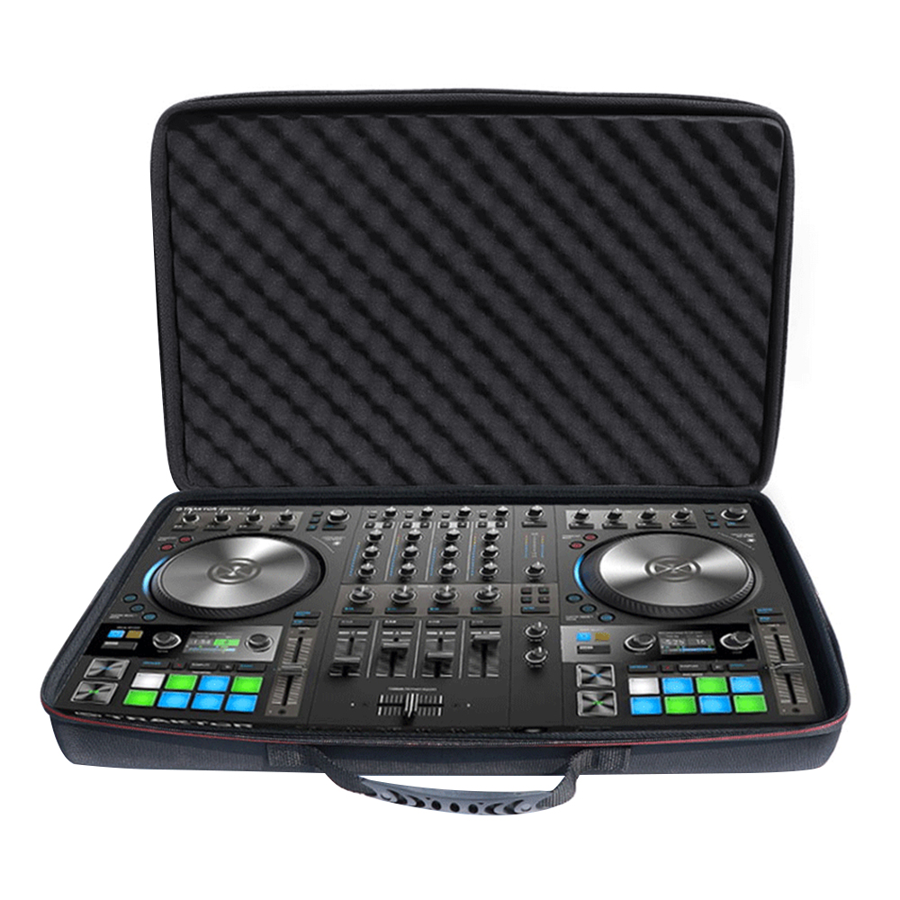 2019 Newest Hard EVA Travel Pouch Portable Box Cover Bag Case for Native Instruments Traktor Kontrol S4 Mk3 DJ Controller2019 Newest Hard EVA Travel Pouch Portable Box Cover Bag Case for Native Instruments Traktor Kontrol S4 Mk3 DJ Controller