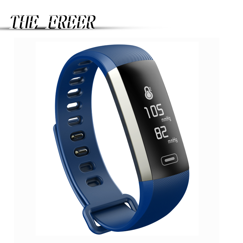 Smart Wristwatches Electronic Bracelet Heart Blood Pressure Oxygen Oximeter Sport Watch Clock for iOS Android System Men & Women
