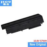 JIGU 10.8V Original laptop Battery For LENOVO ThinkPad T400 R400 T61 T61P T61U R61 R61i 6CELL (for 14.1 widescreen)
