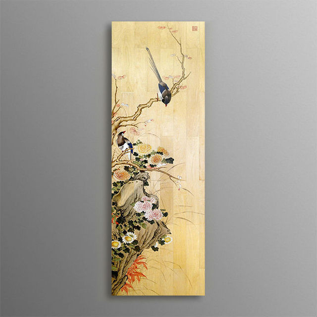 BNQJ 100% Hand Painted Traditional Chinese Painting Flower ...