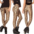 2017 New Fashion Women Legging Women Special Pattern Slim Pants Legging Black Milk Harajuku Fitness Pants Jeans Female Leggins