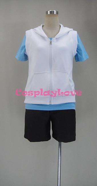 2016 Custom Made Amamiya Hibiya Cosplay Costume Dress From Kagerou Project Cosplay