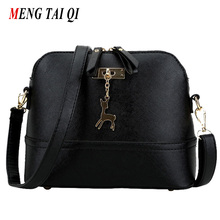Shell bag crossbody bags women messenger bags designer handbags high quality ladies small leather shoulder bag brand famous 5