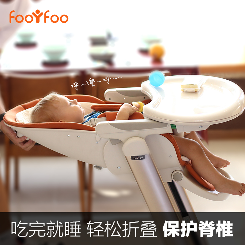 Foofoo children's dining chair portable baby dining chair multi-function can be sitting can be folded baby dinette pouch baby dining chair multi functional portable foldable baby food chair plastic baby dinette children s dining chair pouch