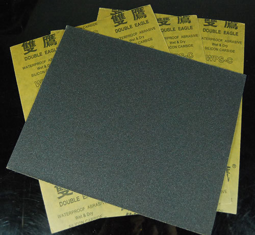 "1 Sheet 9"" x 11"" Sandpaper 120~~5000 Grit WET DRY Waterproof Abrasive Paper Sand 16 Kinds Grit Pick & Mixed Wholesale #S0017"