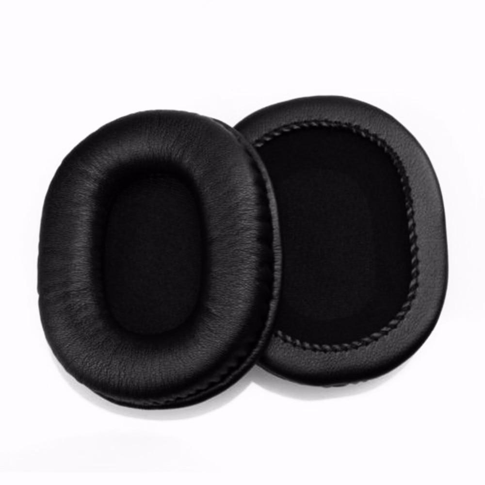 Penggantian Busa Bantalan Telinga Pad Bantal Untuk Audio Technica Ath M50x Professional Monitor Headphones Hitam M40x M50 M20 M30 M40 M50s Sx1 Headphone Di Earphone Aksesoris Dari