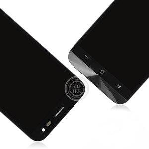 "Image 5 - 5 ""asusのzenfone 5 2 レーザーZE500KL液晶ディスプレイタッチデジタイザーアセンブリasus ZE500KL液晶画面フレーム交換"
