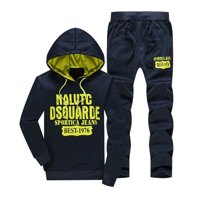 Winter Thick Warm Tracksuit Men 3 Piece Hooded Hoodies +Vest+Pant Casual Sweatsuits Men Track Suit Sportswear Set Men Coat 5XL