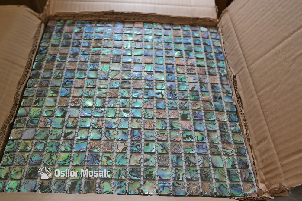 free shipping 100% abalone paua sea shell natural color shell mosaic tile for interior house decoration wall tile 1pcs free shipping k5 metal shell