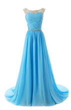 OBL178L 2017 new long dress Beaded gown Dress hot years will show host dresses bridesmaid dresses