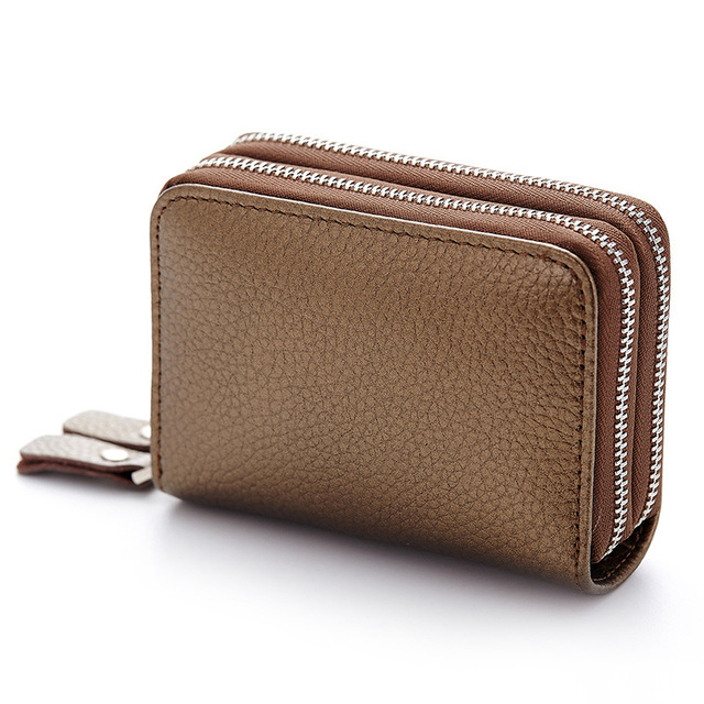 Genuine Leather Business Wallets  1