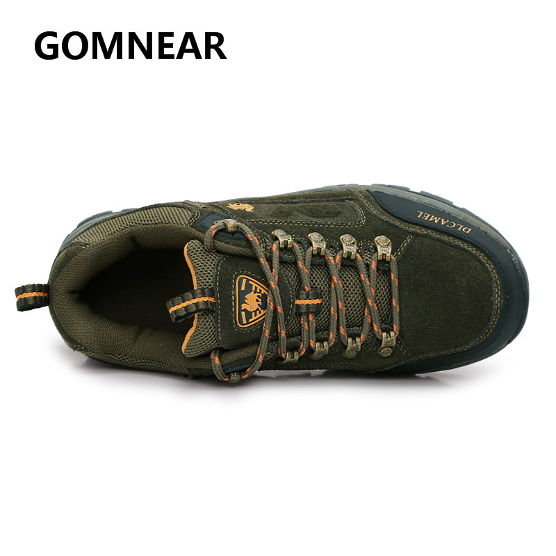 Мужская обувь gomближнего Camel из натуральной кожи, походная обувь для альпинизма, дышащие кроссовки для туризма на открытом воздухе, горные б...