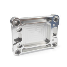 Billet Shifter Box Base Plate For Honda Civic Acura Integra K20 K24 K Series Swap Auto Accessories(China)