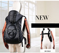 High Quality Waterproof Men Male Oxford College School Student Backpack Casual Outerdoor Hat Travel Bag Mochila Masculina