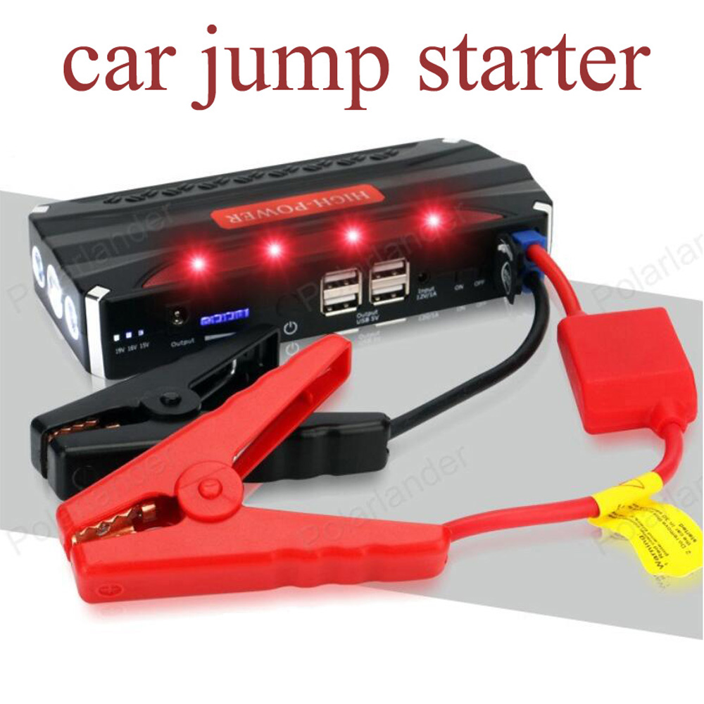 mini portable Car jump starter mobile laptop battery charger 12v auto booster power bank for Petrol and Diesel car jump starter car power bank high quality mobile portable mini jump starter power battery charger phone laptop power bank
