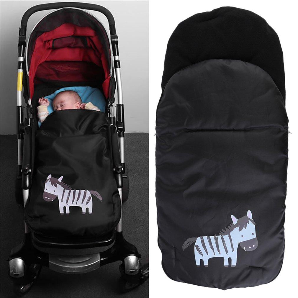OUTAD Baby Stroller Sleeping Bag Envelop Baby Sleeping Sacks Baby Warm Pram Stroller Bed Seat Pad For Babie Kids Footmuff