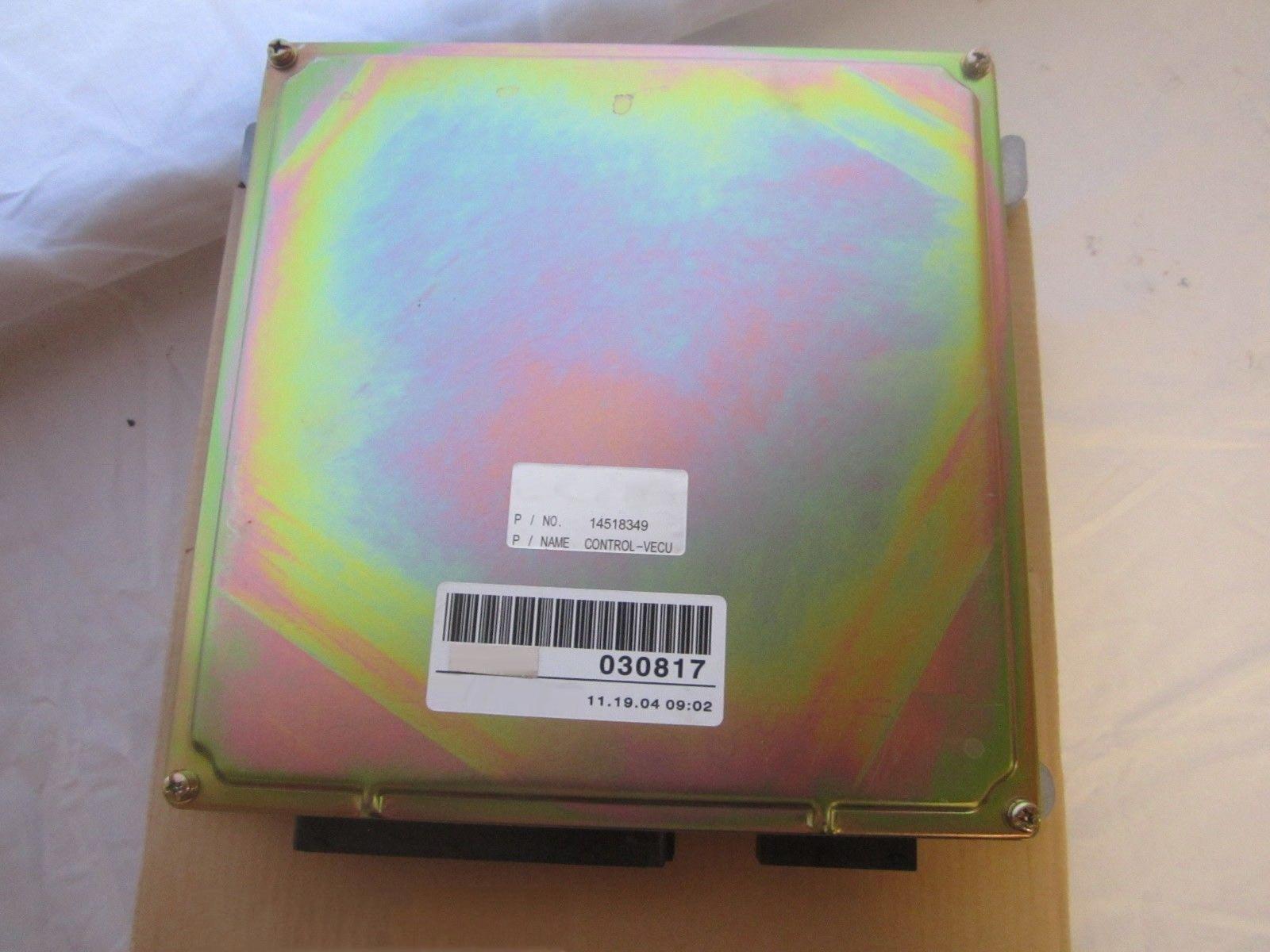 14531360 14518349 ECU VECU Controller For Volvo Excavator EC210B EC460B EC460BLC Programmed