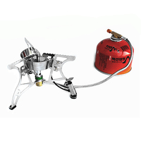 New Promotion Included Butane Manual Cozinha Brs 53/56 Portable Strength Camping Stove Manufacturers Selling Outdoor Picnic