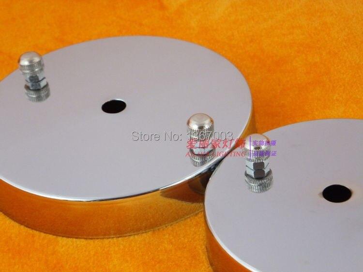 2 шт./партия 100 мм 120 мм 150 мм планка для потолочных светильников, Потолочная световая пластина, аксессуары для подвесных ламп diy, аксессуары для светильников, Потолочная Роза