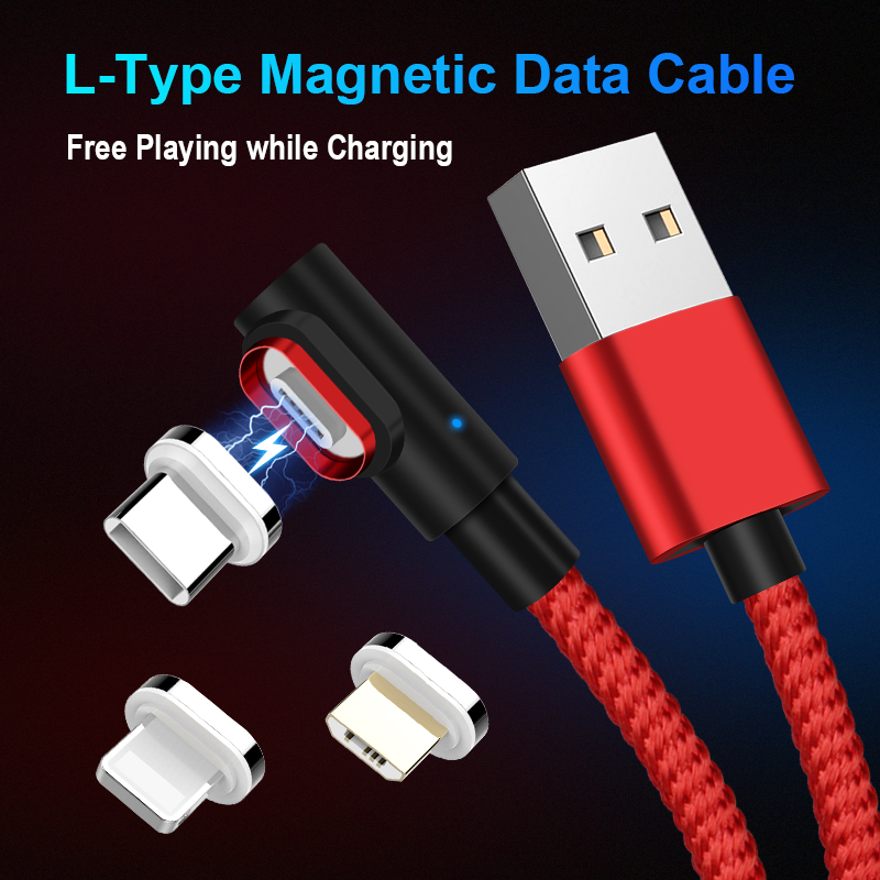 L-LINE Magnetic mobile phone cables (1)