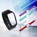 Reemplazo reloj de correa para la muñeca wristband puscard 2016 nuevo tpu para samsung galaxy gear s r750 watch band accesorios