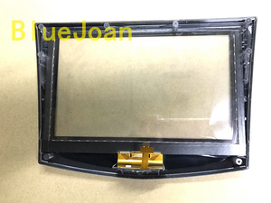 Image 3 - 100%Original new OEM Factory touch screen use for Cadillac car DVD GPS navigation LCD panel Cadillac touch display digitizer