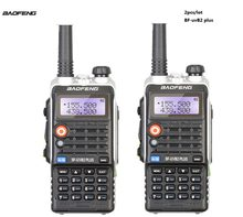 2pcs BaoFeng BF-UVB2 CB radio Walkie Talkie Walkie Ham radio Two Way radio communicador Baofeng UV-B2 plus Mobile communicator(China)