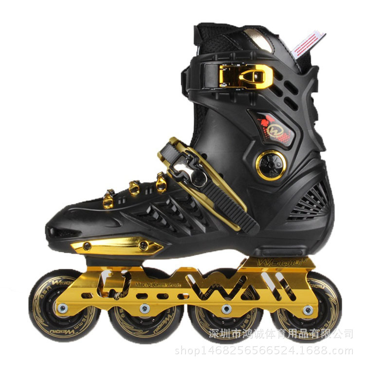 Professional Roller Inline Skate Adult Roller Skating Shoes Quality Free Style Men Women Skating Patins Ice Hockey Skates