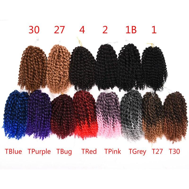 Braiding Crochet Hair Extensions