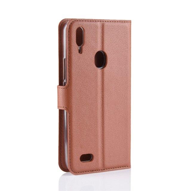 Dla Leagoo M11 Case skórzane etui z klapką na telefon dla Leagoo M11 skórzane etui Filp przypadki dla Leagoo M11 6.18''