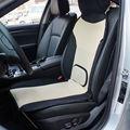 Moonet Бежевый и Красный 12 В Сиденья Массаж Охлаждения отопление 3 В 1 Автомобиля Подушки Сиденья Для Всех Автомобилей 1 ШТ.