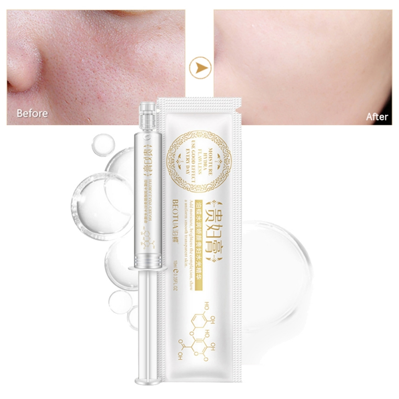Hyaluronic Acid Injection Face Serum Liquid Tights Anti-Wrinkle Anti Aging Collagen Facail Essence Moisturizing Whitening