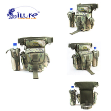 iLure large sport bags multifunctional waterproof fishing tackle tools bag backpack 29*22*12 cm camouflage Pesca Free shipping
