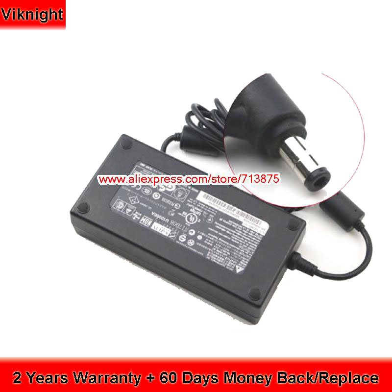 Delta 19.5V 9.2A ADP-180NB BC AC Adapter Power For MSI GT60 GT70 2OC-059US Laptop 19v 9 5a 180w ac laptop adapter power supply for msi gt60 gt70 notebook adp 180eb d charger