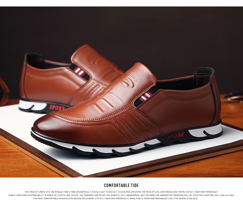 AODLEE Best Loafer Shoes Online - MiraShop